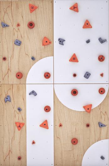 ⭐ Dětská lezecká stěna ⭐ sada BLOCKids 4 vnitřní