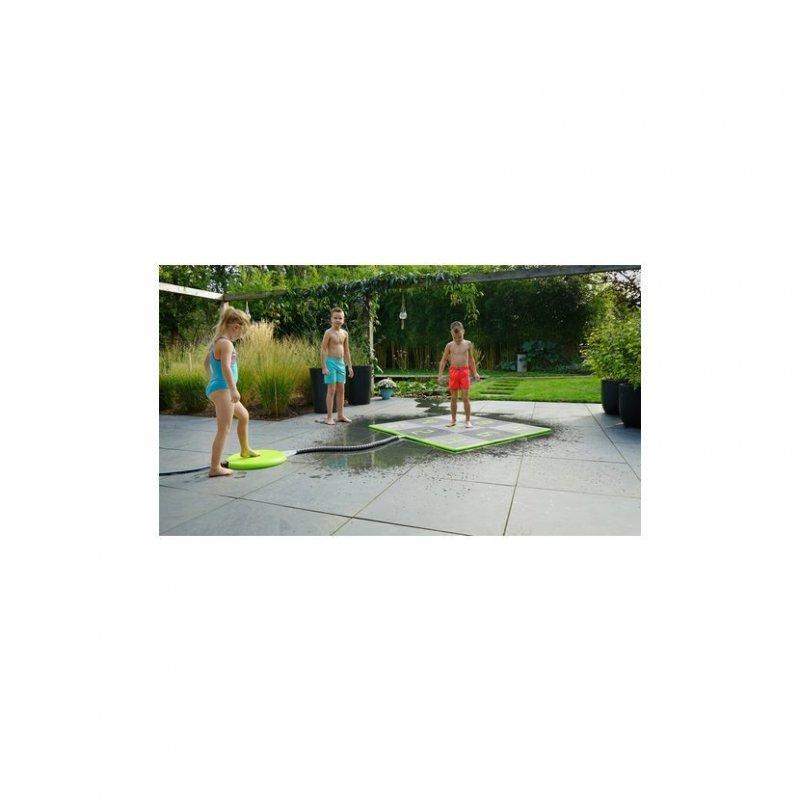 Vodní stříkací dlaždice Sprinqle 150 x 150 cm