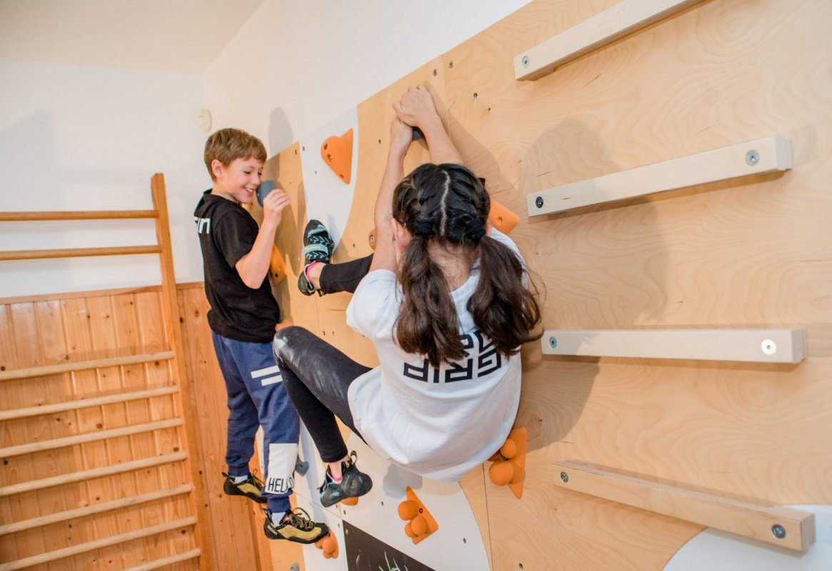 BLOCKids žebřík k lezecké stěně