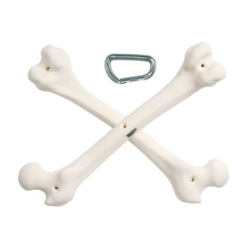 Lezecké chyty zkřížené kosti - The VG Crossbones