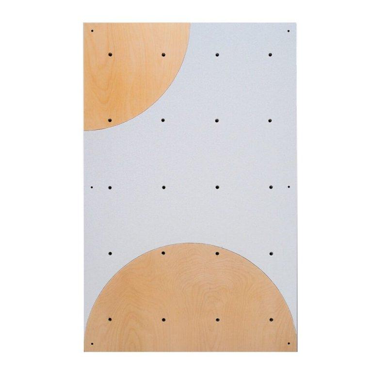BLOCKids vnitřní stěna na lezení - samostatná deska obdélník