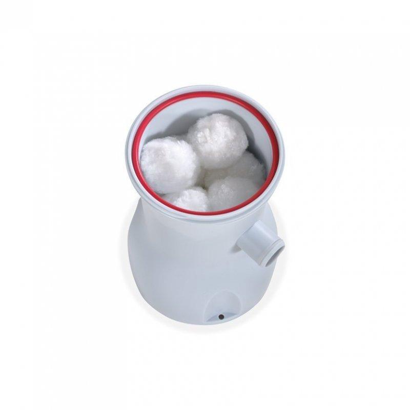 Filtrační vatové kuličky pro pískovou filtrace