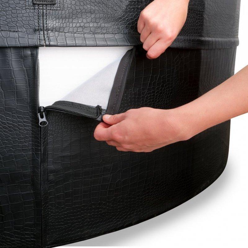 Vířivka Exit Leather Premium spa ø 184 x 73 cm
