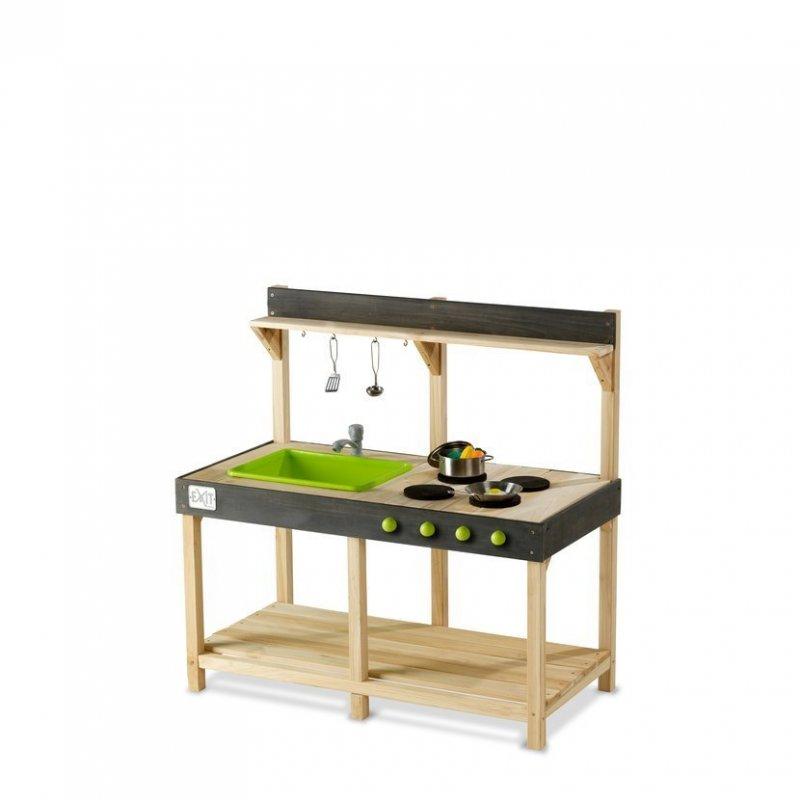 Dětská dřevěná kuchyňka Yummy 100