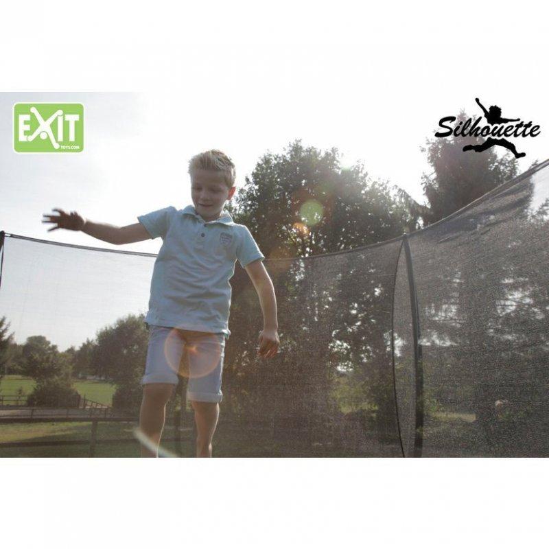 Trampolína Exit Silhouette 244 cm