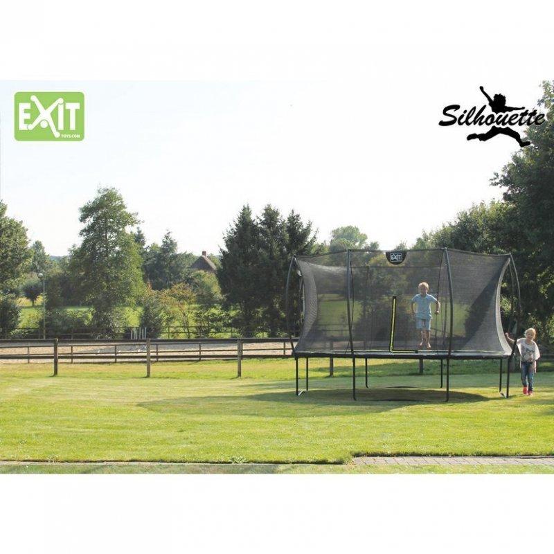 Trampolína Exit Silhouette 427 cm