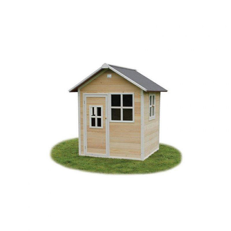 Zahradní cedrový domeček Exit Loft 100 přírodní