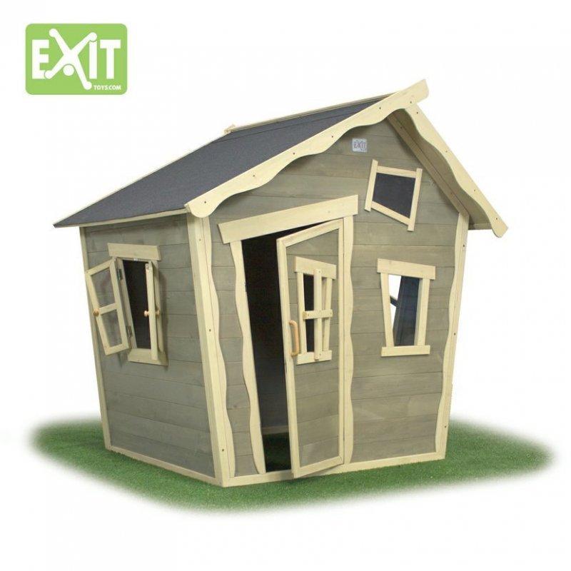 Zahradní cedrový domeček Exit Crooky 100