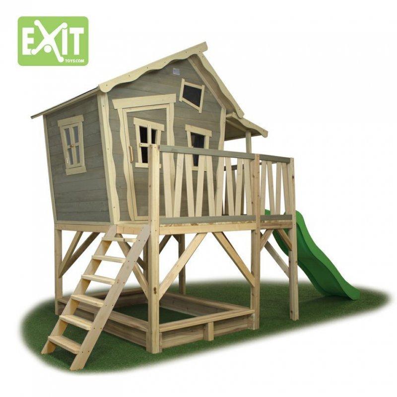 Zahradní cedrový domeček Exit Crooky 550