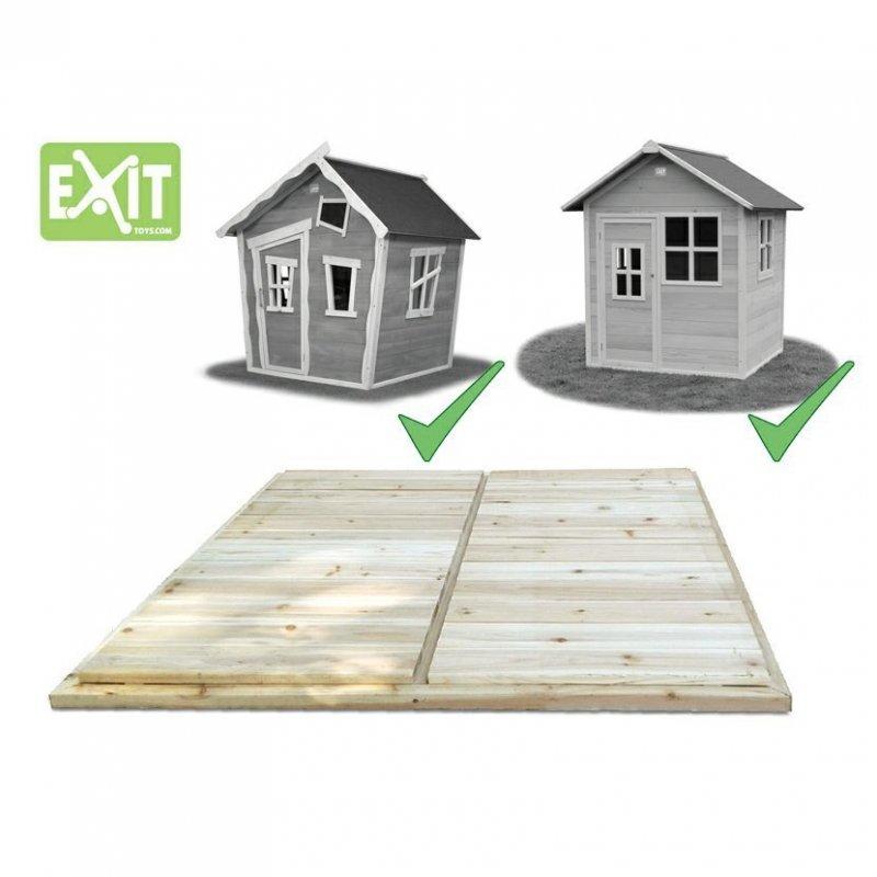 Podlaha pro domečeky Loft / Crooky 150