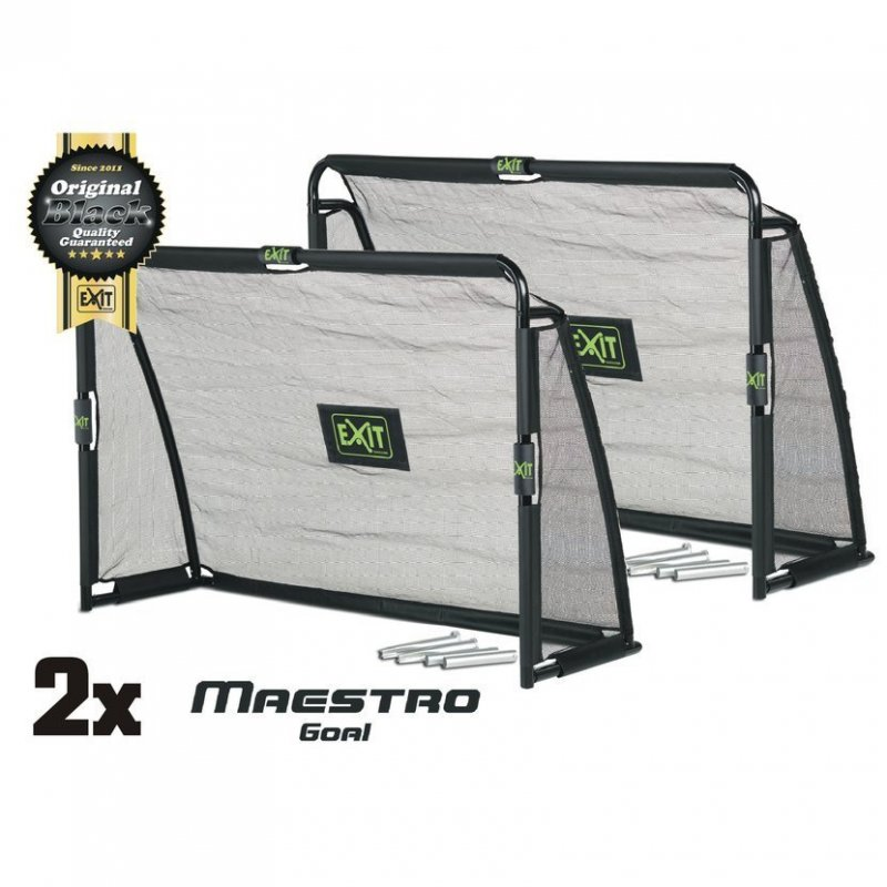 2x Fotbalová brána Exit Maestro Goal 180 cm x 120 cm
