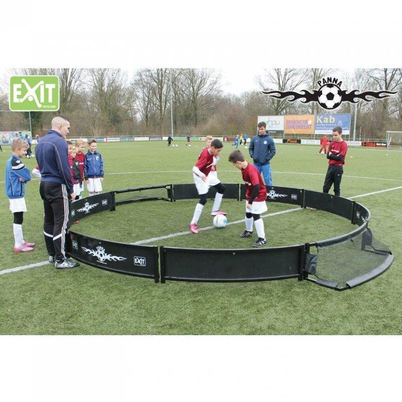 Fotbalové hřiště Panna kulaté 488 cm bez sítě