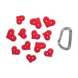 Lezecké chyty Srdce