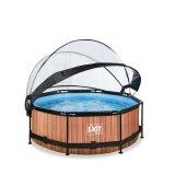 Kruhové bazény průměr 244 cm