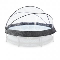Kryt kopule EXIT na Bazény ø 300 cm