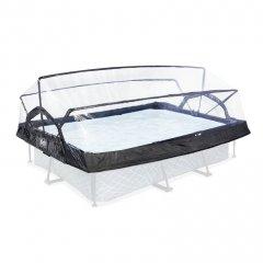 Kryt kopule EXIT na Bazény 300 x 200 cm