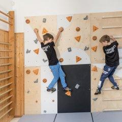 BLOCKids tabule k lezecké stěně