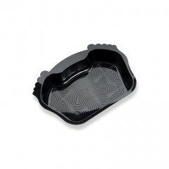 Vanička na oplach nohou ✅ protiskluzová - černá ✅