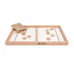 PUKEC - Cvrnkaná pro dva hráče 60 x 35 cm