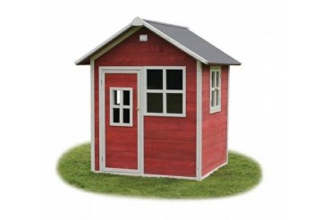 Má zahradní domeček Loft 100 od EXIT Toys podlahu?