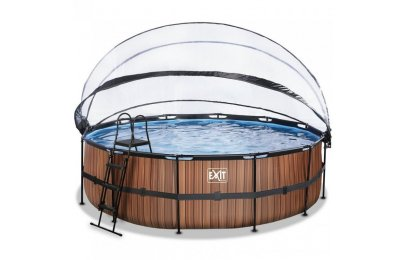 Jsou u bazénů uvedeny mínusové teploty?