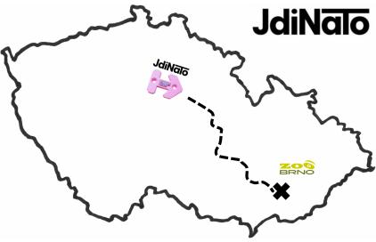Výlety za šipkou I. - ZOO Brno