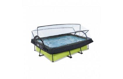 Jsou bazény EXIT vhodné i pro slanou vodu?