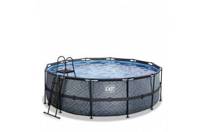 Je opravdu nutné bazén EXIT na zimu vypustit?