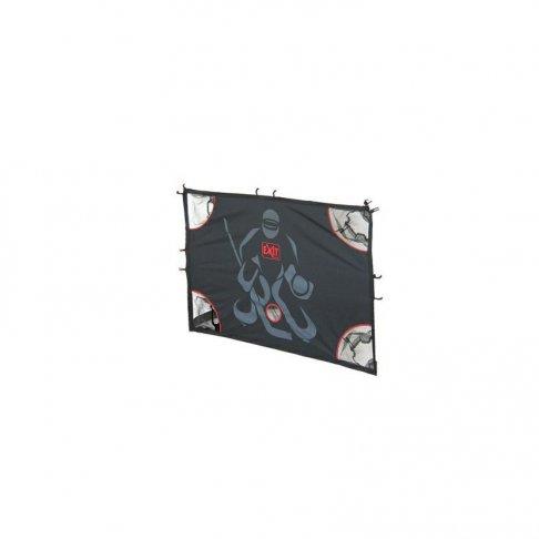Tréninková maska na hokejovou bránu