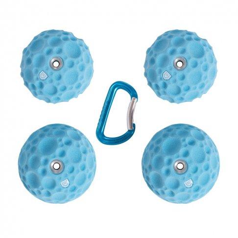 Lezecké chyty Depression - Set of spheres 4