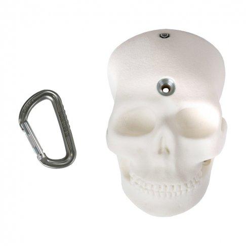 Lezecký chyt Poloviční lebka - The Half Skull