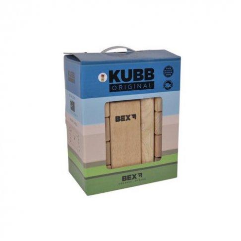 KUBB ORIGINAL - hra z kaučukového dřeva