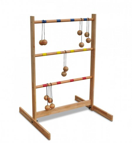 Dřevěná hra Spin Ladder Original