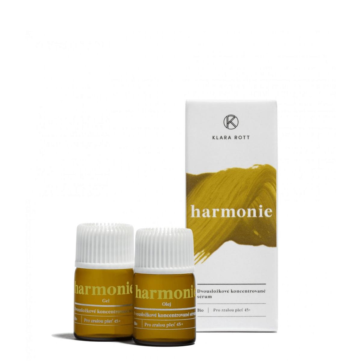 Malé balení Harmonie - Dvousložkové koncentrované sérum pro zralou pleť