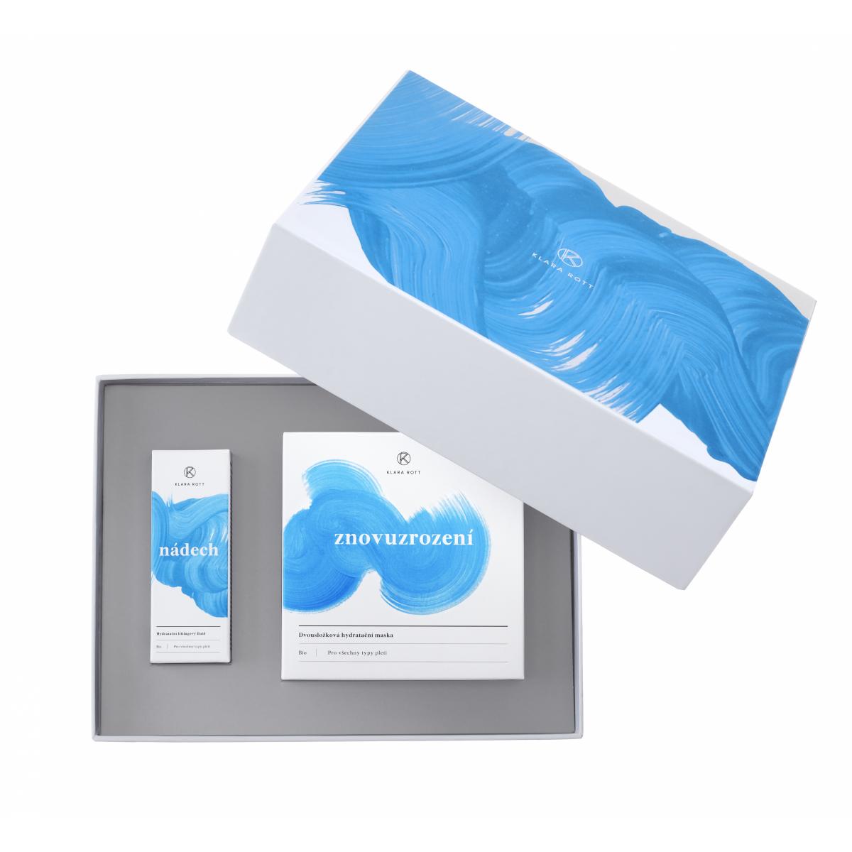 Dárkové balení - Hydratační řada