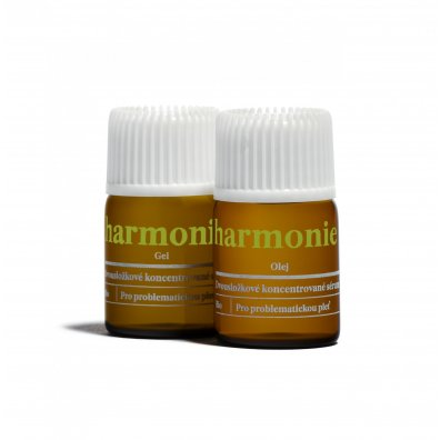 Malé balení Harmonie - Dvousložkové koncentrované sérum pro problematickou pleť