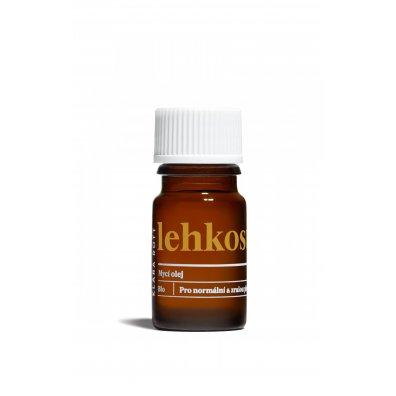 Malé balení Lehkost - Mycí olej pro normální a zralou pleť