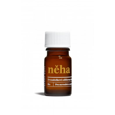 Malé balení Něha - Dvousložkové odličovací sérum pro normální a zralou pleť