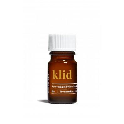 Malé balení Klid - Vyrovnávací bylinné tonikum pro normální a zralou pleť