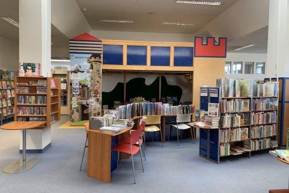 Krajská knihovna přechází do běžného provozu