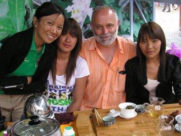 Na skok do Pekingu za památkami, čajem a přírodou