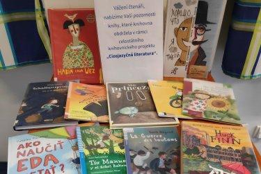 Krajská knihovna rozšiřuje fond cizojazyčné literatury