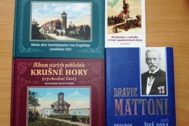 Nové publikace s regionální tématikou