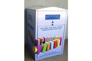 Vkládání knih do Biblioboxů