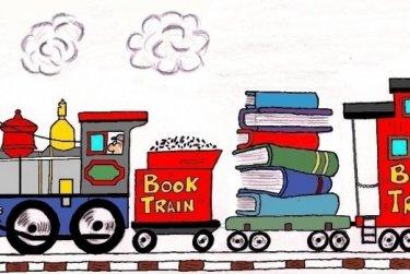 Kniha do vlaku - výzva