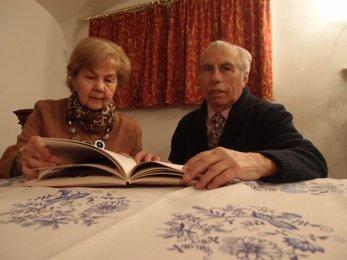 manželé Boříkovi