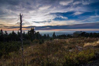 Krušné hory - malé pohoří světového významu