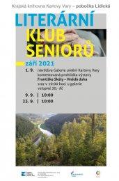 Literární klub seniorů