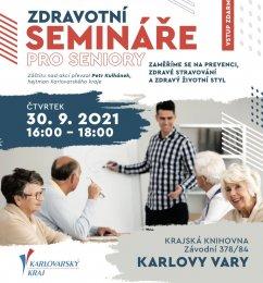 Zdravotní seminář pro seniory