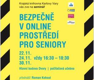 Internetem bezpečně pro seniory